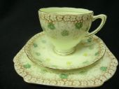 Grafton China Deco trio - 6196
